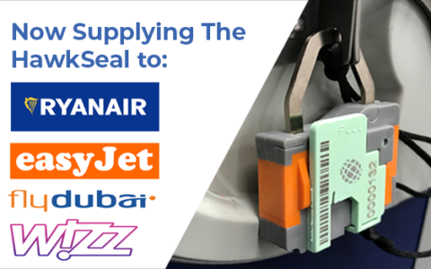 TydenBrooks Now Supplying The Hawkseal to 4 Airlines