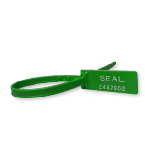 security plastic seal securegrip-green-with-no-features plastic security seal