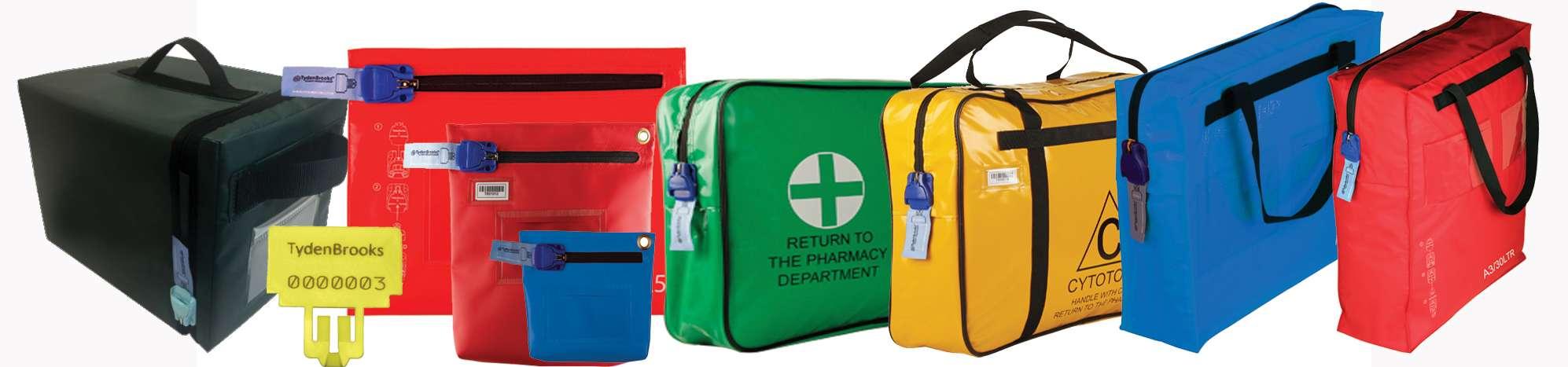 TydenPak Security Bag Range