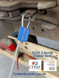 flexsecure cable seals